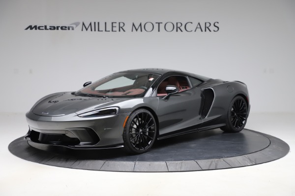 New 2020 McLaren GT Pioneer for sale Sold at Rolls-Royce Motor Cars Greenwich in Greenwich CT 06830 1