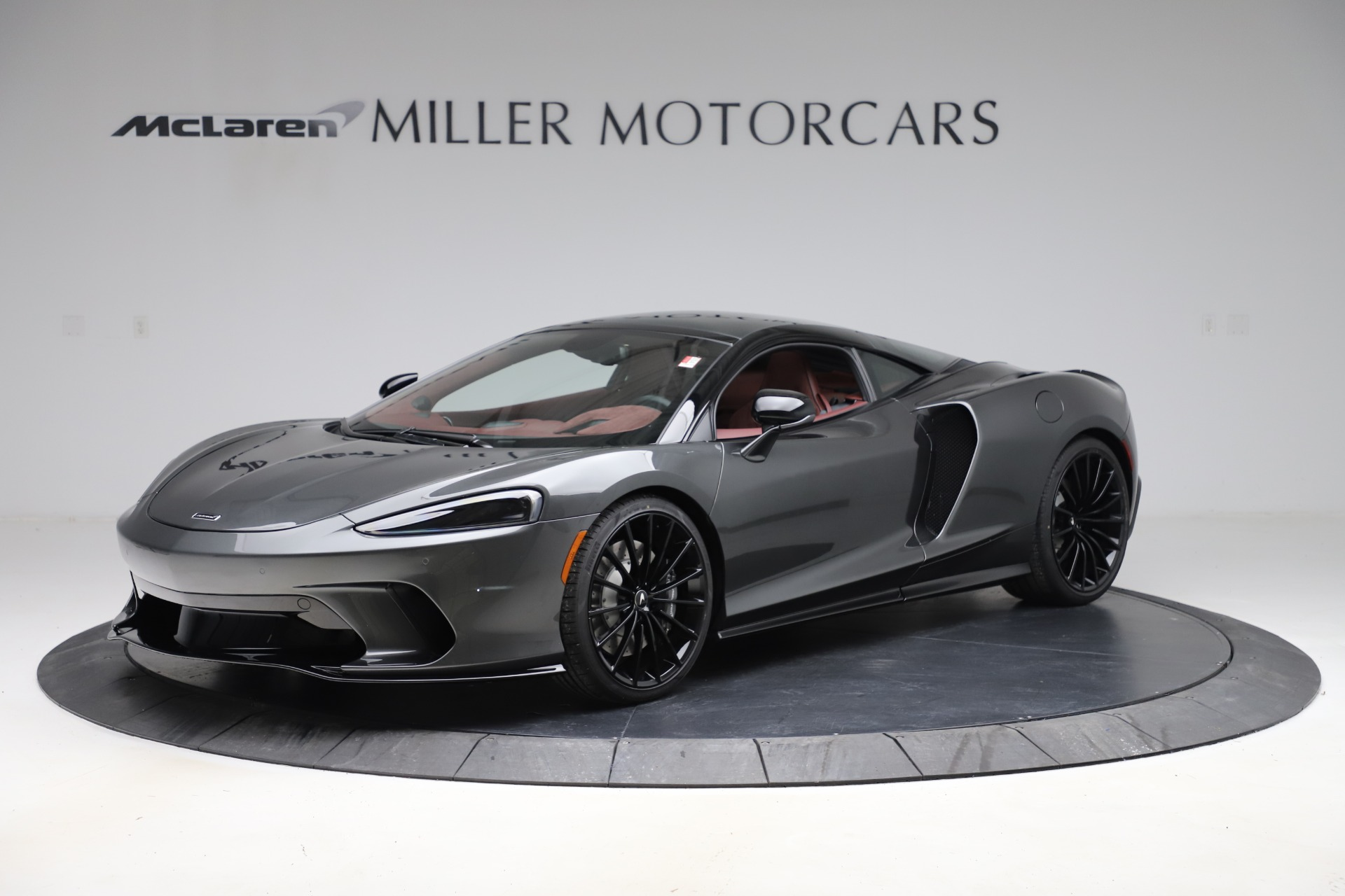 New 2020 McLaren GT Coupe for sale $247,275 at Rolls-Royce Motor Cars Greenwich in Greenwich CT 06830 1