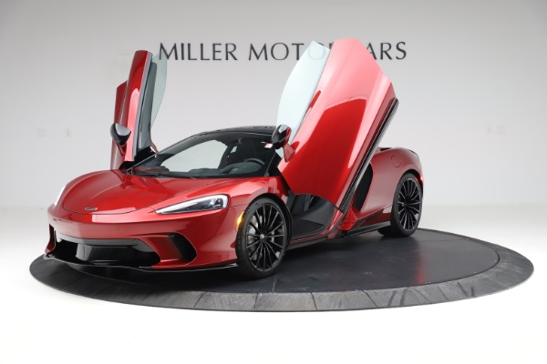 New 2020 McLaren GT Coupe for sale $249,275 at Rolls-Royce Motor Cars Greenwich in Greenwich CT 06830 10