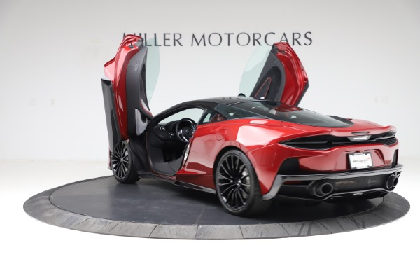 New 2020 McLaren GT Coupe for sale $249,275 at Rolls-Royce Motor Cars Greenwich in Greenwich CT 06830 11