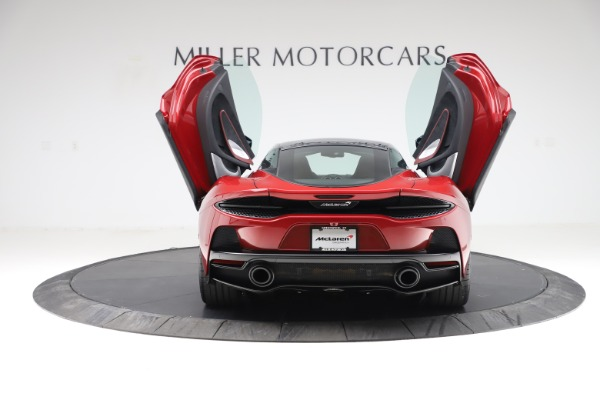 New 2020 McLaren GT Coupe for sale $249,275 at Rolls-Royce Motor Cars Greenwich in Greenwich CT 06830 12