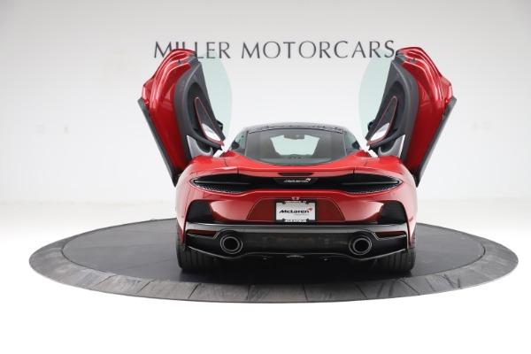 New 2020 McLaren GT Pioneer for sale $249,275 at Rolls-Royce Motor Cars Greenwich in Greenwich CT 06830 12