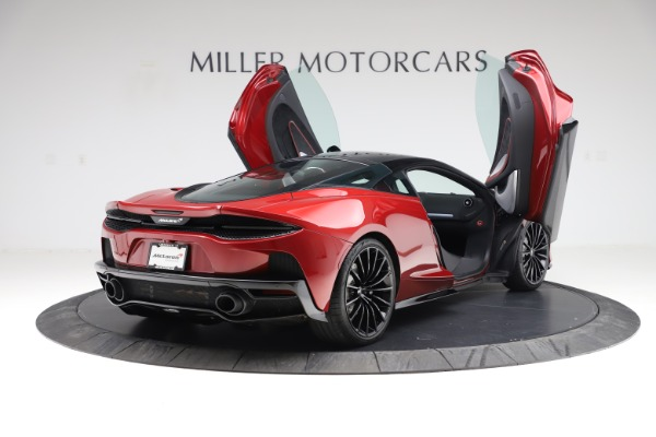 New 2020 McLaren GT Coupe for sale $249,275 at Rolls-Royce Motor Cars Greenwich in Greenwich CT 06830 13