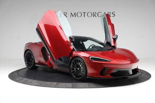 New 2020 McLaren GT Coupe for sale $249,275 at Rolls-Royce Motor Cars Greenwich in Greenwich CT 06830 14