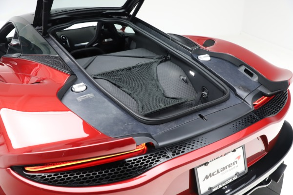 New 2020 McLaren GT Coupe for sale $249,275 at Rolls-Royce Motor Cars Greenwich in Greenwich CT 06830 16