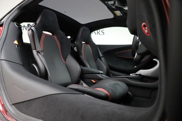 New 2020 McLaren GT Pioneer for sale $249,275 at Rolls-Royce Motor Cars Greenwich in Greenwich CT 06830 17