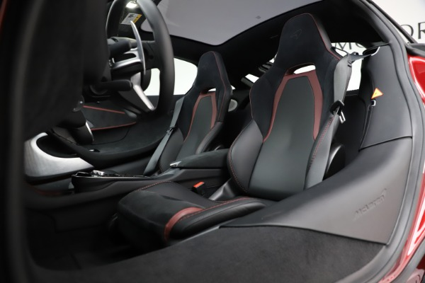 New 2020 McLaren GT Coupe for sale $249,275 at Rolls-Royce Motor Cars Greenwich in Greenwich CT 06830 19