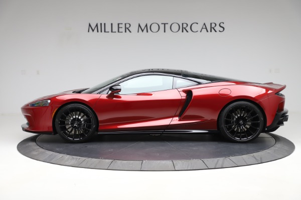New 2020 McLaren GT Coupe for sale $249,275 at Rolls-Royce Motor Cars Greenwich in Greenwich CT 06830 2
