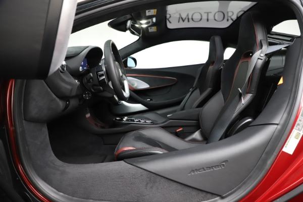 New 2020 McLaren GT Pioneer for sale $249,275 at Rolls-Royce Motor Cars Greenwich in Greenwich CT 06830 20