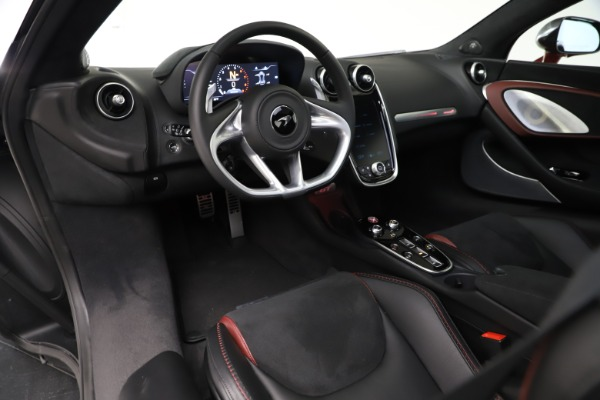New 2020 McLaren GT Coupe for sale $249,275 at Rolls-Royce Motor Cars Greenwich in Greenwich CT 06830 21