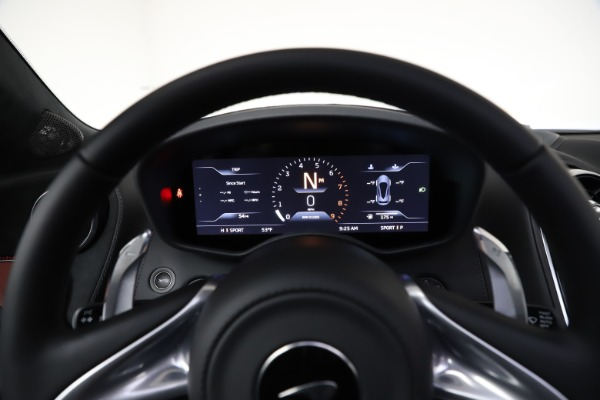 New 2020 McLaren GT Coupe for sale $249,275 at Rolls-Royce Motor Cars Greenwich in Greenwich CT 06830 22