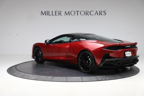 New 2020 McLaren GT Coupe for sale $249,275 at Rolls-Royce Motor Cars Greenwich in Greenwich CT 06830 3
