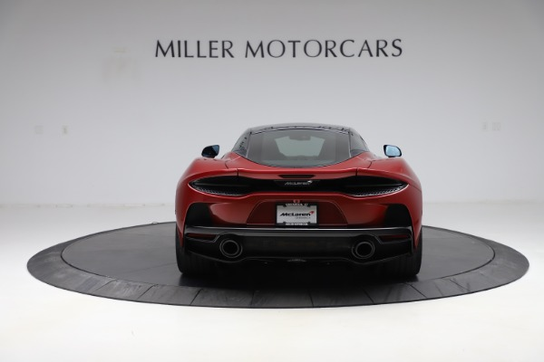 New 2020 McLaren GT Coupe for sale $249,275 at Rolls-Royce Motor Cars Greenwich in Greenwich CT 06830 4