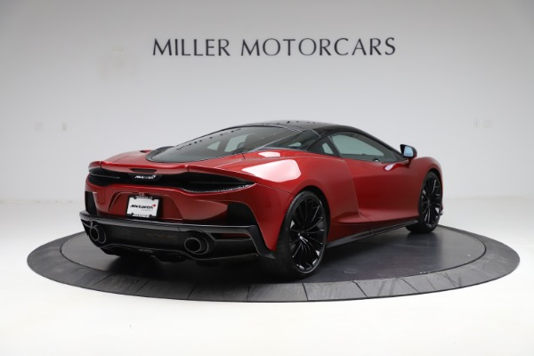 New 2020 McLaren GT Coupe for sale $249,275 at Rolls-Royce Motor Cars Greenwich in Greenwich CT 06830 5
