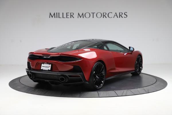 New 2020 McLaren GT Pioneer for sale $249,275 at Rolls-Royce Motor Cars Greenwich in Greenwich CT 06830 5