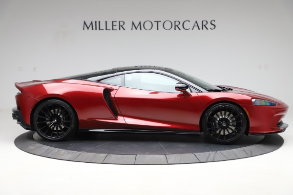 New 2020 McLaren GT Coupe for sale $249,275 at Rolls-Royce Motor Cars Greenwich in Greenwich CT 06830 6