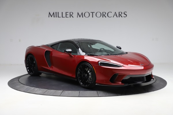 New 2020 McLaren GT Coupe for sale $249,275 at Rolls-Royce Motor Cars Greenwich in Greenwich CT 06830 7