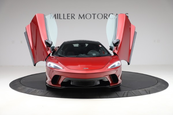 New 2020 McLaren GT Coupe for sale $249,275 at Rolls-Royce Motor Cars Greenwich in Greenwich CT 06830 9