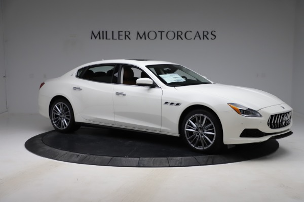 New 2019 Maserati Quattroporte S Q4 for sale $121,065 at Rolls-Royce Motor Cars Greenwich in Greenwich CT 06830 10