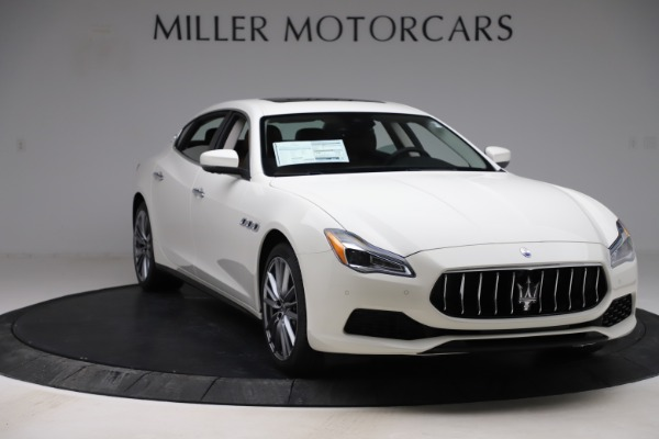 New 2019 Maserati Quattroporte S Q4 for sale $121,065 at Rolls-Royce Motor Cars Greenwich in Greenwich CT 06830 11