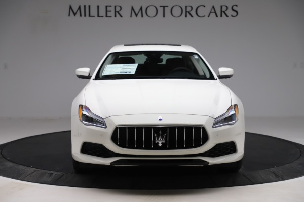 New 2019 Maserati Quattroporte S Q4 for sale $121,065 at Rolls-Royce Motor Cars Greenwich in Greenwich CT 06830 12