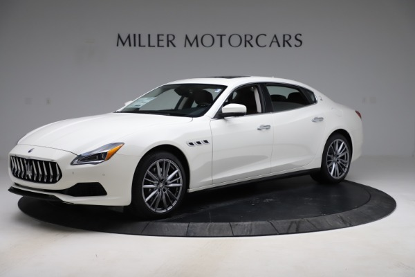 New 2019 Maserati Quattroporte S Q4 for sale $121,065 at Rolls-Royce Motor Cars Greenwich in Greenwich CT 06830 2