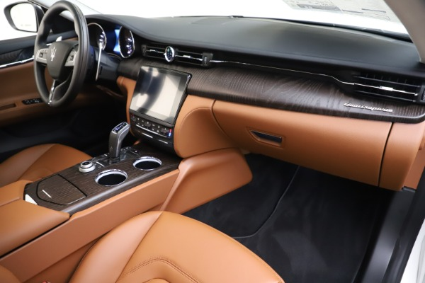 New 2019 Maserati Quattroporte S Q4 for sale $121,065 at Rolls-Royce Motor Cars Greenwich in Greenwich CT 06830 22