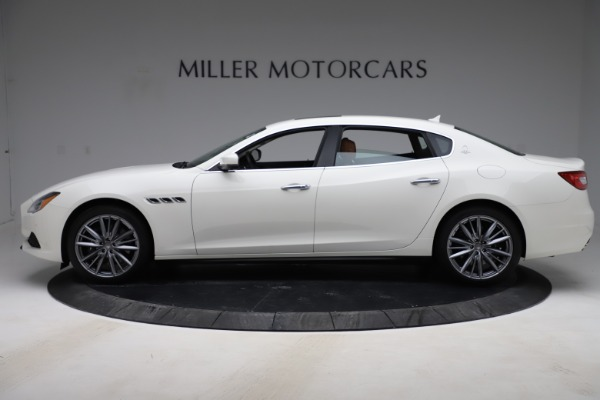 New 2019 Maserati Quattroporte S Q4 for sale $121,065 at Rolls-Royce Motor Cars Greenwich in Greenwich CT 06830 3