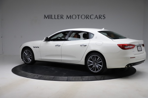 New 2019 Maserati Quattroporte S Q4 for sale $121,065 at Rolls-Royce Motor Cars Greenwich in Greenwich CT 06830 4