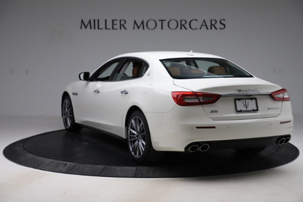 New 2019 Maserati Quattroporte S Q4 for sale $121,065 at Rolls-Royce Motor Cars Greenwich in Greenwich CT 06830 5
