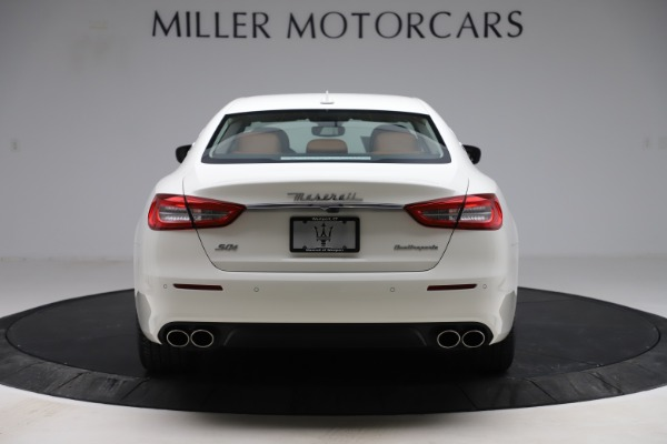 New 2019 Maserati Quattroporte S Q4 for sale $121,065 at Rolls-Royce Motor Cars Greenwich in Greenwich CT 06830 6