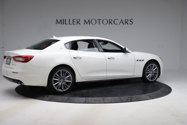 New 2019 Maserati Quattroporte S Q4 for sale $121,065 at Rolls-Royce Motor Cars Greenwich in Greenwich CT 06830 8