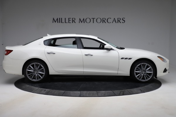 New 2019 Maserati Quattroporte S Q4 for sale $121,065 at Rolls-Royce Motor Cars Greenwich in Greenwich CT 06830 9