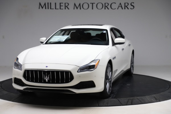 New 2019 Maserati Quattroporte S Q4 for sale $121,065 at Rolls-Royce Motor Cars Greenwich in Greenwich CT 06830 1