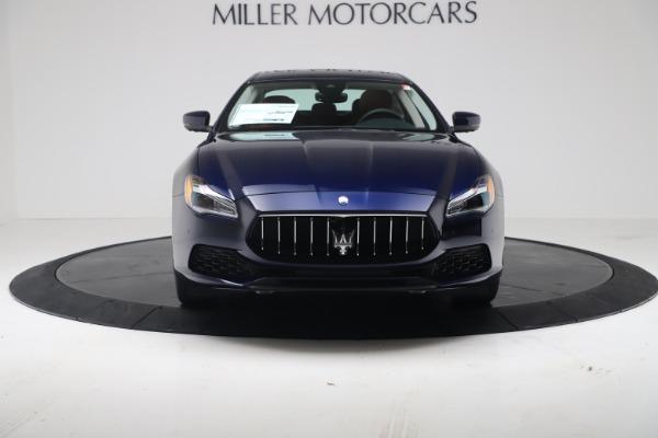 New 2019 Maserati Quattroporte S Q4 for sale $121,065 at Rolls-Royce Motor Cars Greenwich in Greenwich CT 06830 12