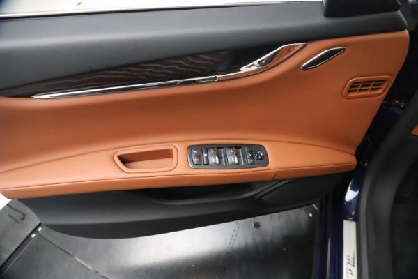 New 2019 Maserati Quattroporte S Q4 for sale $121,065 at Rolls-Royce Motor Cars Greenwich in Greenwich CT 06830 16