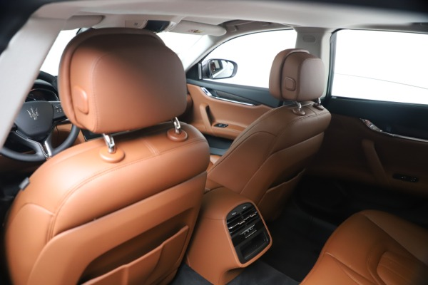 New 2019 Maserati Quattroporte S Q4 for sale $121,065 at Rolls-Royce Motor Cars Greenwich in Greenwich CT 06830 19