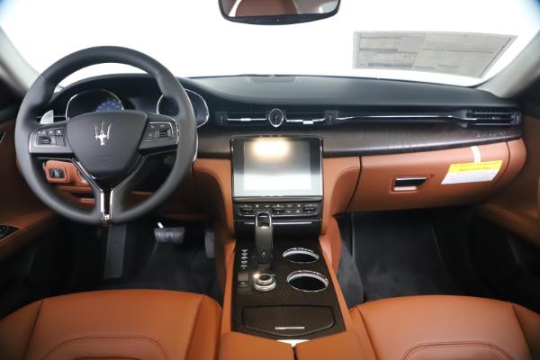 New 2019 Maserati Quattroporte S Q4 for sale $121,065 at Rolls-Royce Motor Cars Greenwich in Greenwich CT 06830 21