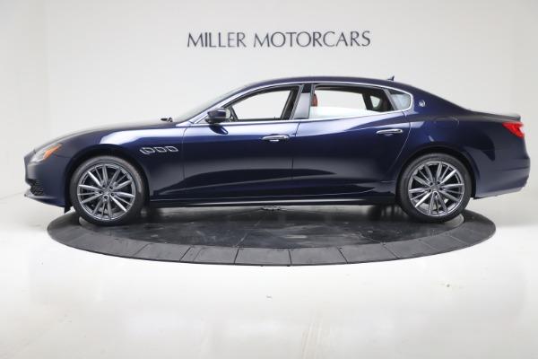 New 2019 Maserati Quattroporte S Q4 for sale $121,065 at Rolls-Royce Motor Cars Greenwich in Greenwich CT 06830 3