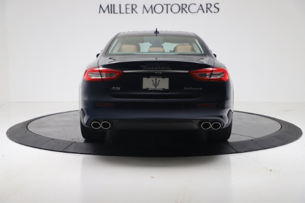 New 2019 Maserati Quattroporte S Q4 for sale $121,065 at Rolls-Royce Motor Cars Greenwich in Greenwich CT 06830 6