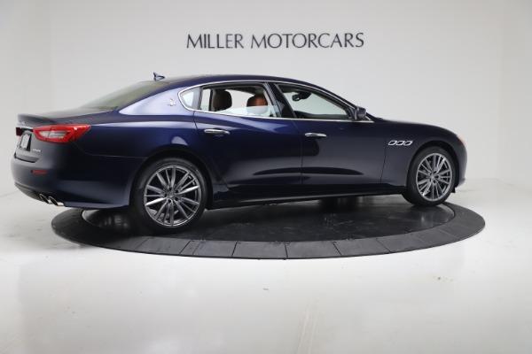 New 2019 Maserati Quattroporte S Q4 for sale $121,065 at Rolls-Royce Motor Cars Greenwich in Greenwich CT 06830 8