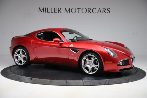 Used 2008 Alfa Romeo 8C Competizione for sale Call for price at Rolls-Royce Motor Cars Greenwich in Greenwich CT 06830 10