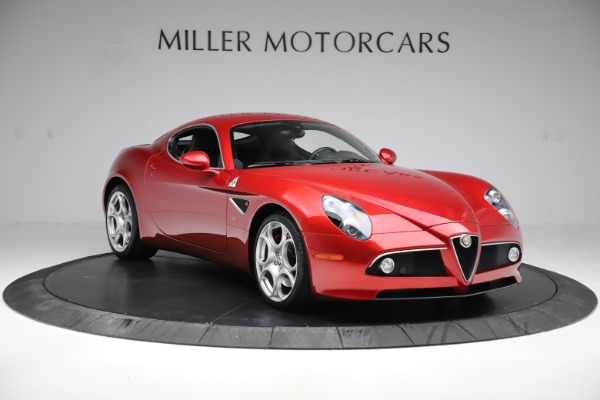 Used 2008 Alfa Romeo 8C Competizione for sale Call for price at Rolls-Royce Motor Cars Greenwich in Greenwich CT 06830 11