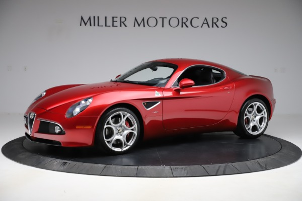 Used 2008 Alfa Romeo 8C Competizione for sale Call for price at Rolls-Royce Motor Cars Greenwich in Greenwich CT 06830 2