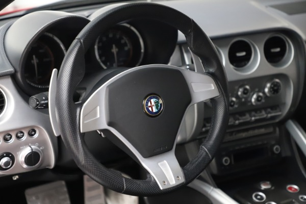 Used 2008 Alfa Romeo 8C Competizione for sale Call for price at Rolls-Royce Motor Cars Greenwich in Greenwich CT 06830 20