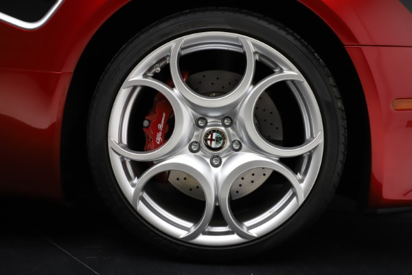 Used 2008 Alfa Romeo 8C Competizione for sale Call for price at Rolls-Royce Motor Cars Greenwich in Greenwich CT 06830 25