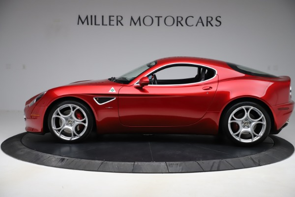 Used 2008 Alfa Romeo 8C Competizione for sale Call for price at Rolls-Royce Motor Cars Greenwich in Greenwich CT 06830 3