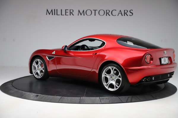 Used 2008 Alfa Romeo 8C Competizione for sale Call for price at Rolls-Royce Motor Cars Greenwich in Greenwich CT 06830 4
