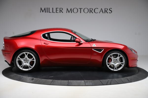 Used 2008 Alfa Romeo 8C Competizione for sale Call for price at Rolls-Royce Motor Cars Greenwich in Greenwich CT 06830 9