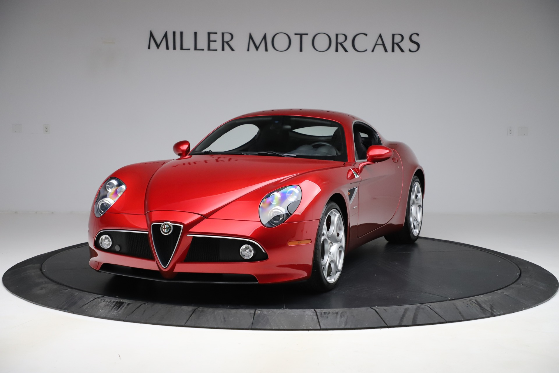 Used 2008 Alfa Romeo 8C Competizione for sale Call for price at Rolls-Royce Motor Cars Greenwich in Greenwich CT 06830 1